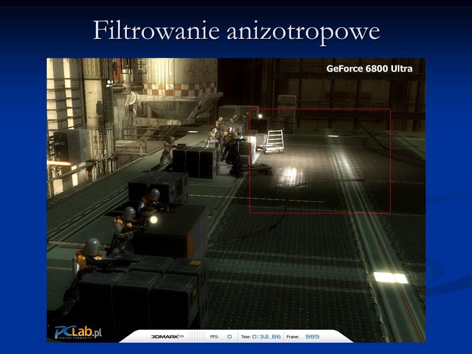 Filtrowanie anizotropowe