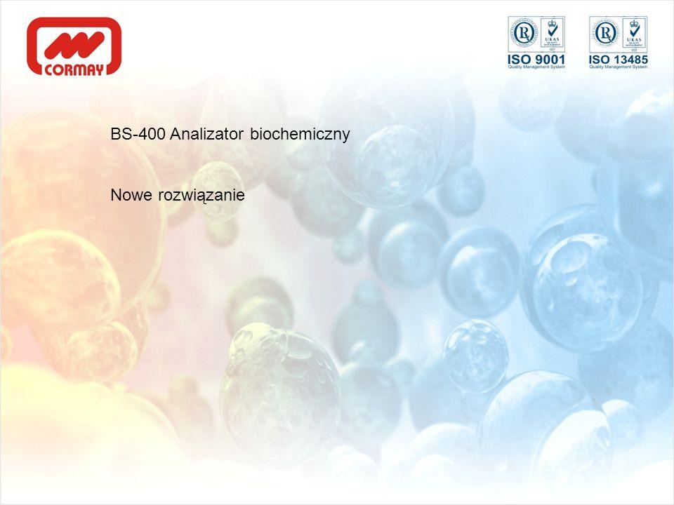 BS-400 Analizator biochemiczny