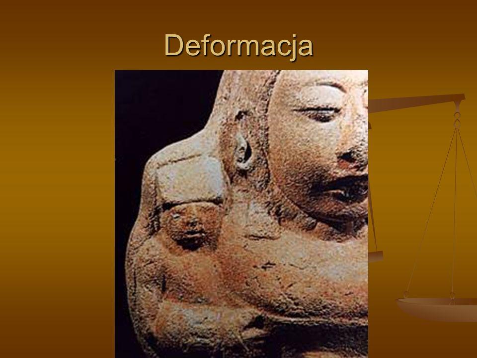 Deformacja