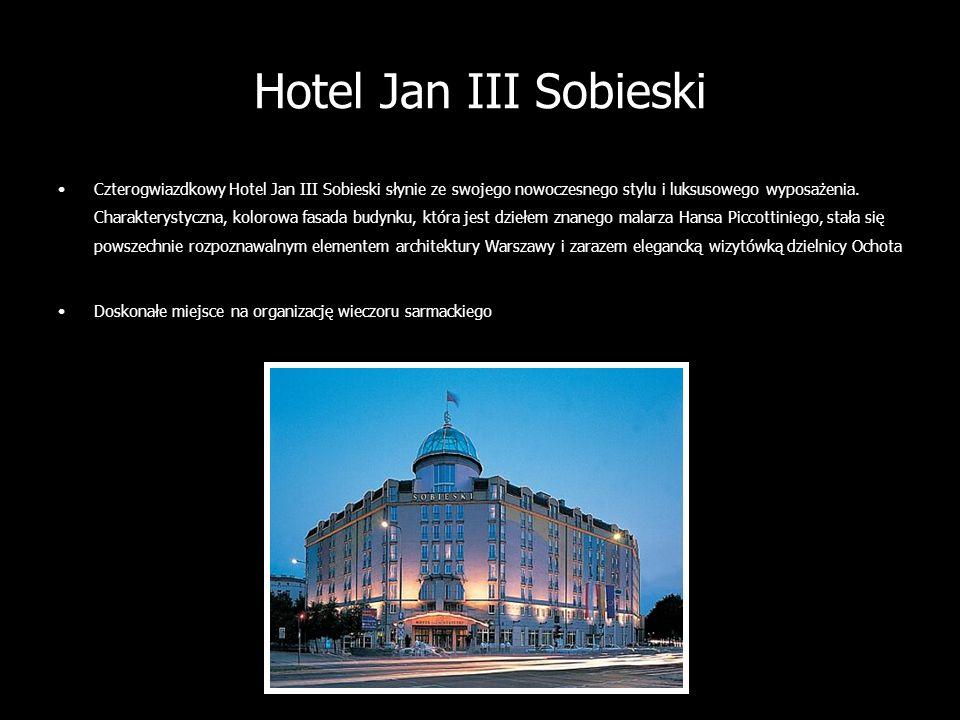 Hotel Jan III Sobieski