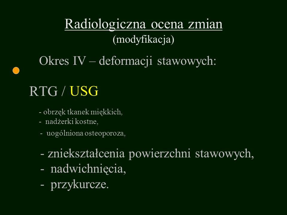 Radiologiczna ocena zmian (modyfikacja)