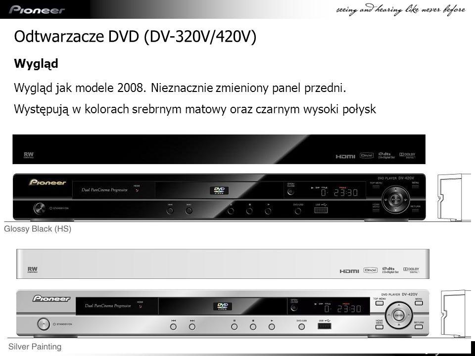 Odtwarzacze DVD (DV-320V/420V)