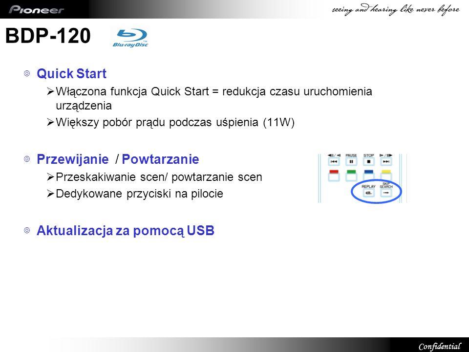 BDP-120 Quick Start Przewijanie / Powtarzanie