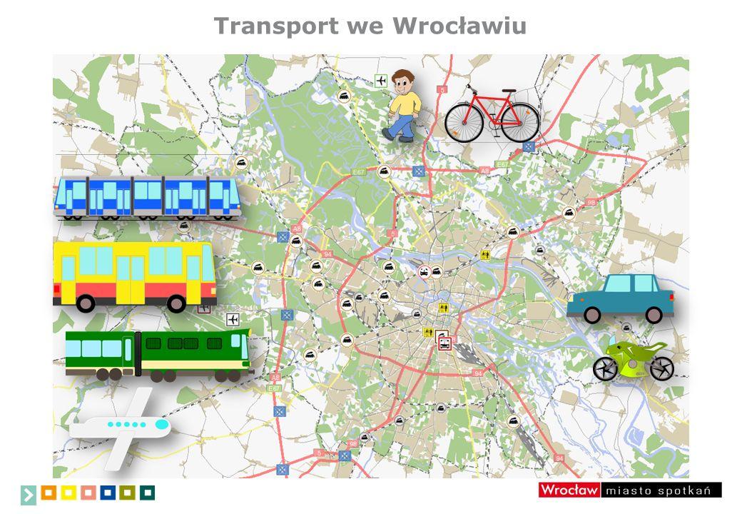 Transport we Wrocławiu