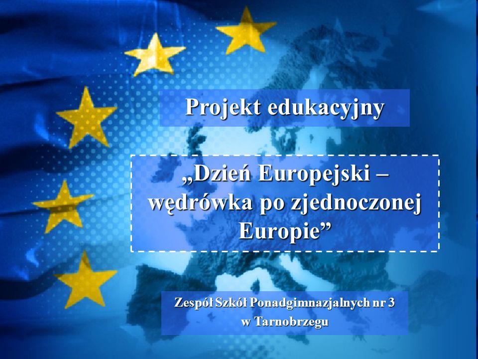 """""""Dzień Europejski – wędrówka po zjednoczonej Europie"""