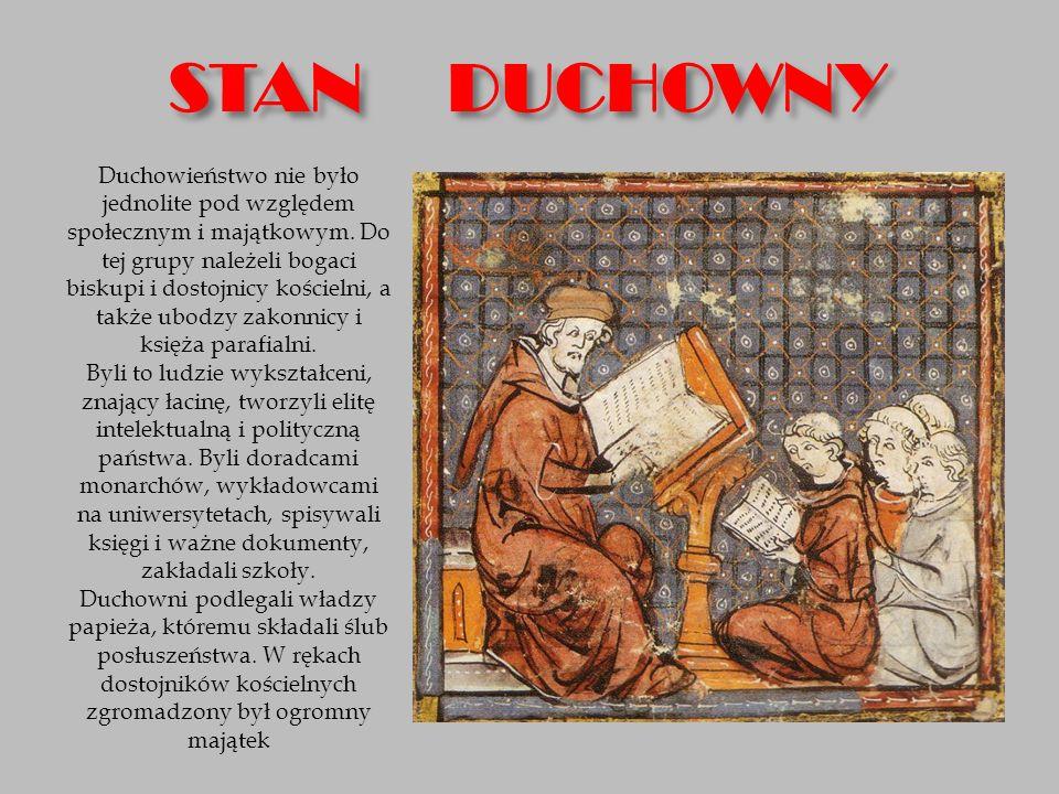 STAN DUCHOWNY