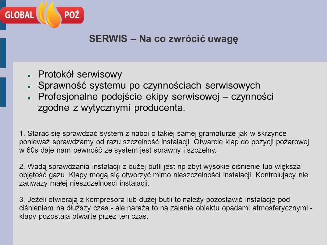 SERWIS – Na co zwrócić uwagę