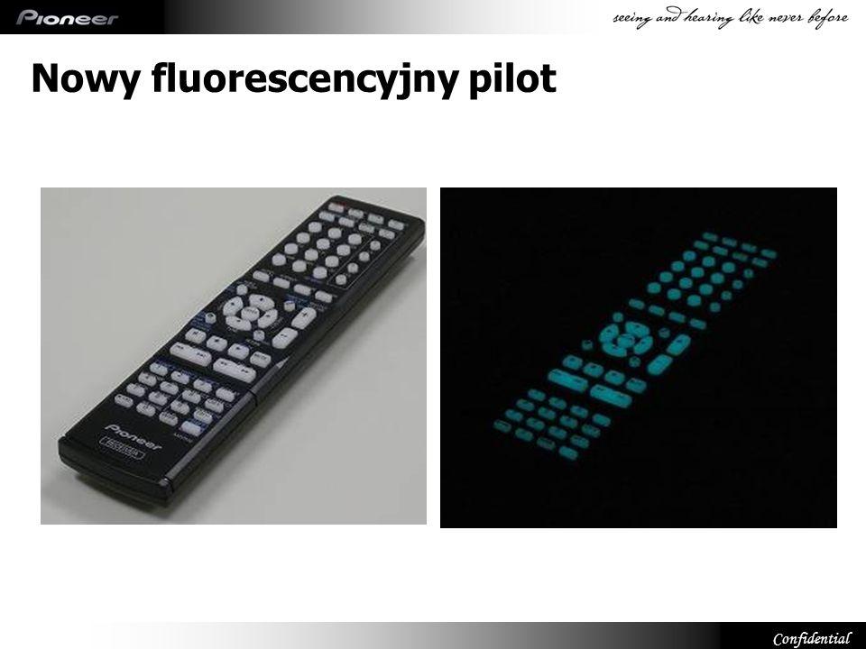 Nowy fluorescencyjny pilot