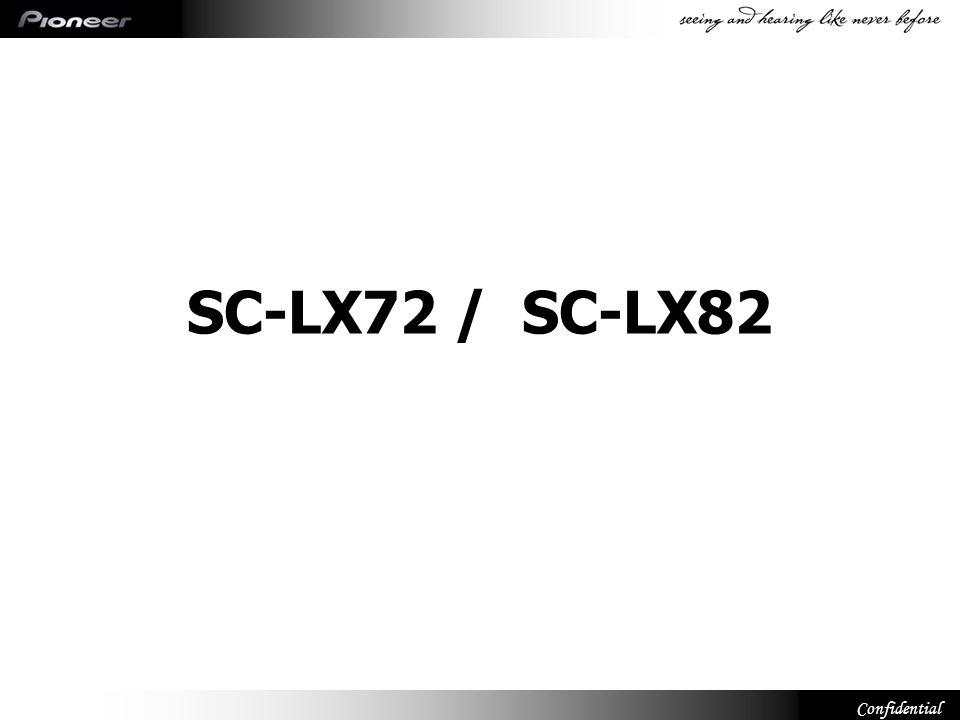 SC-LX72 / SC-LX82