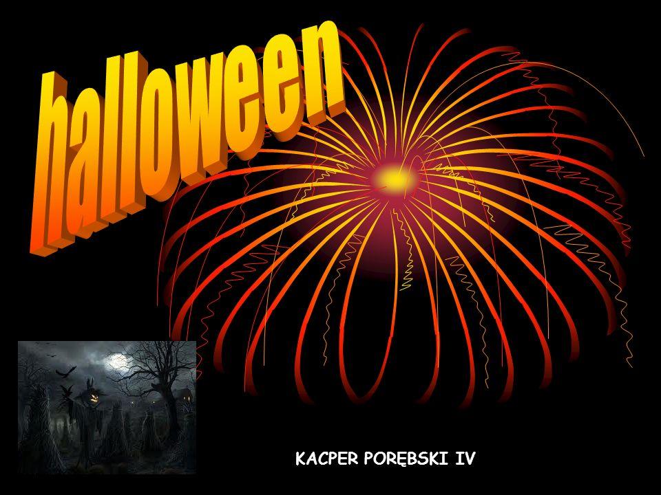 halloween KACPER PORĘBSKI IV