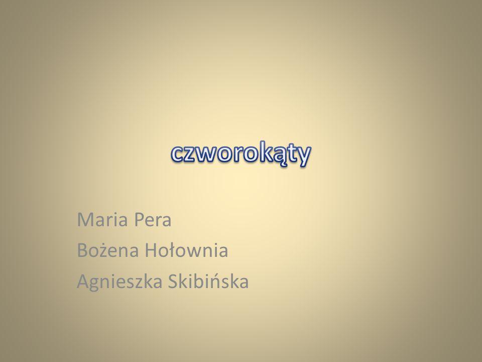 Maria Pera Bożena Hołownia Agnieszka Skibińska