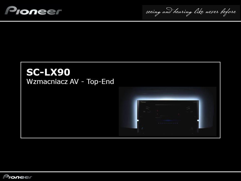 SC-LX90 Wzmacniacz AV - Top-End