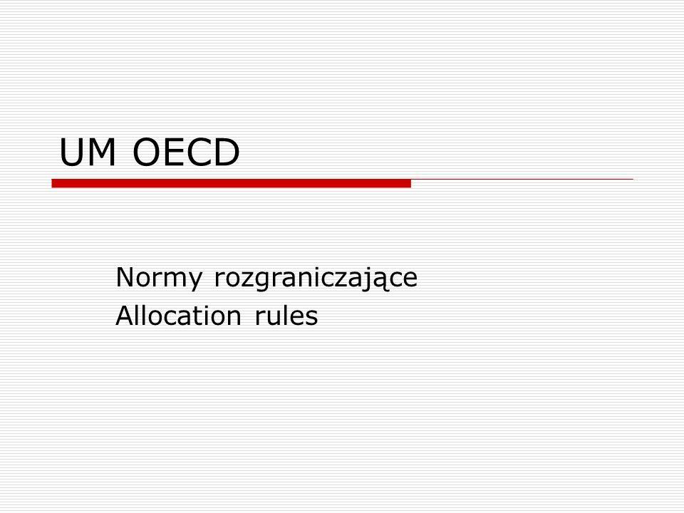 Normy rozgraniczające Allocation rules