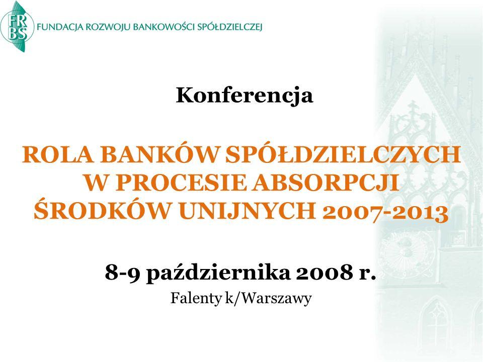 8-9 października 2008 r. Falenty k/Warszawy