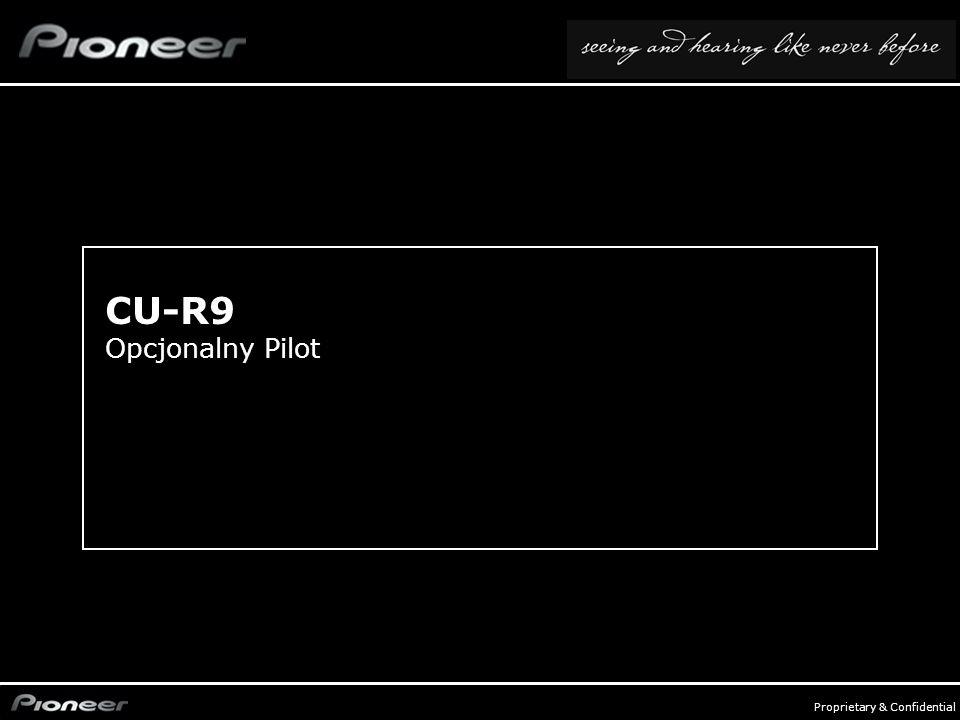 CU-R9 Opcjonalny Pilot