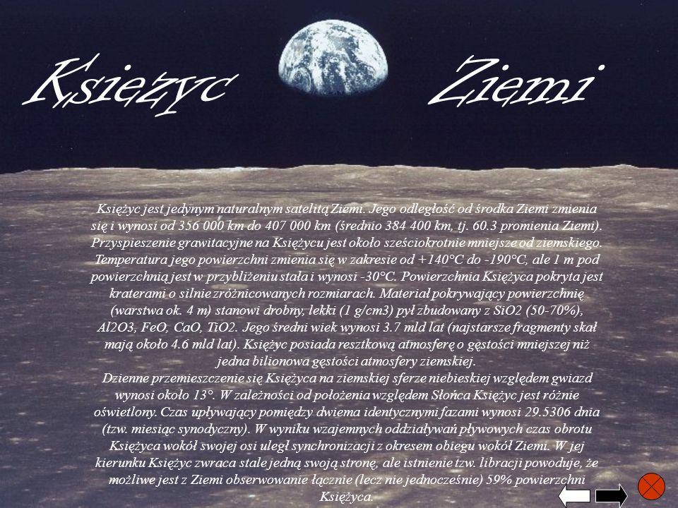 Ksiezyc Ziemi.