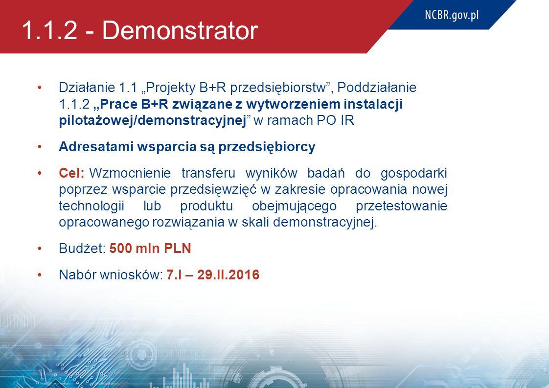 1.1.2 - Demonstrator