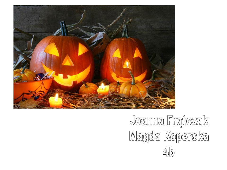 Joanna Frątczak Magda Koperska 4b
