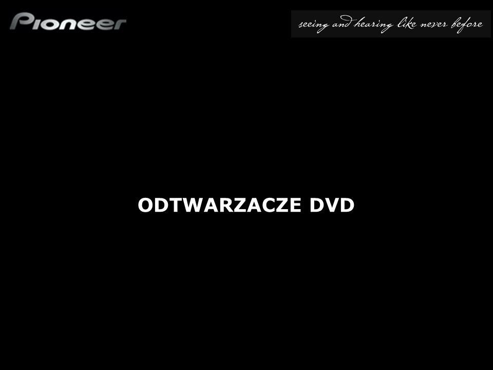 ODTWARZACZE DVD