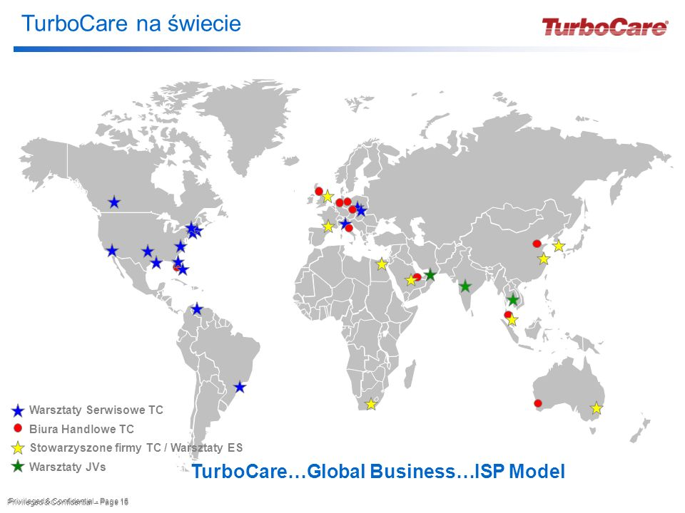 TurboCare…Global Business…ISP Model