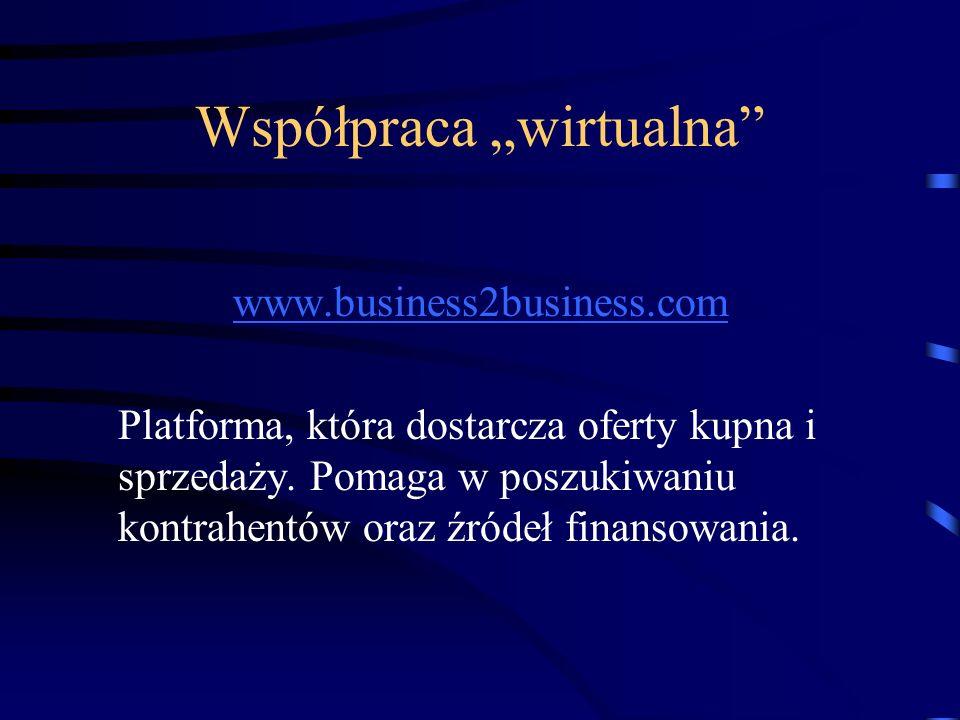 """Współpraca """"wirtualna"""