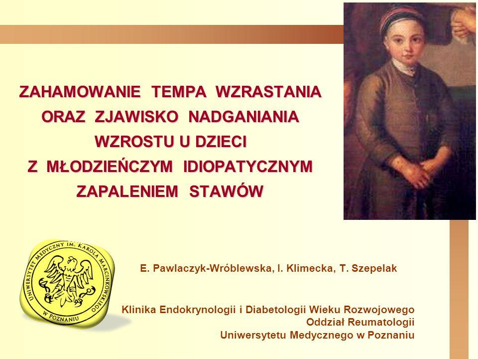 E. Pawlaczyk-Wróblewska, I. Klimecka, T. Szepelak