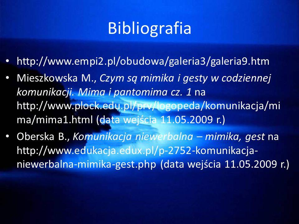 Bibliografia http://www.empi2.pl/obudowa/galeria3/galeria9.htm