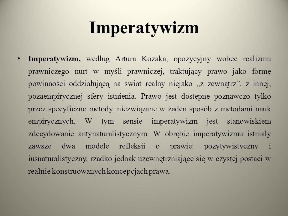Imperatywizm