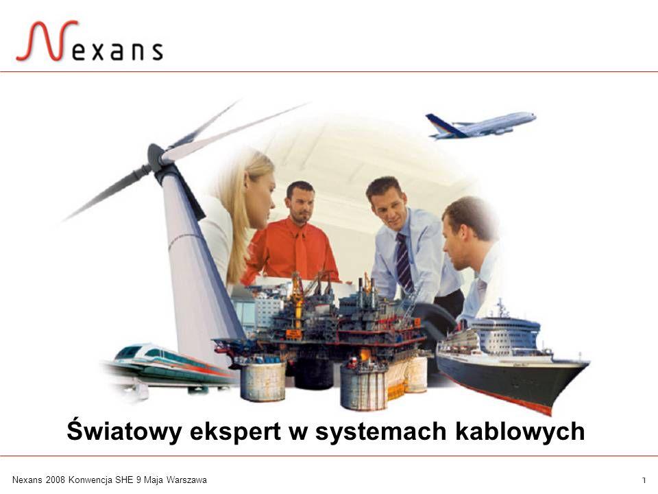 Światowy ekspert w systemach kablowych