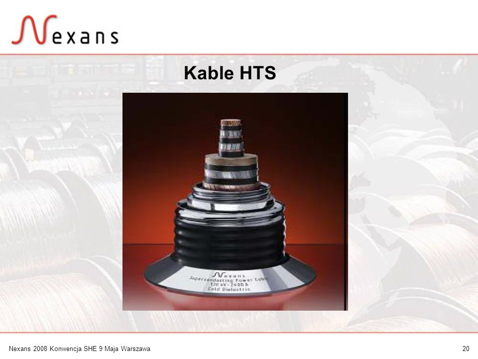 Kable HTS