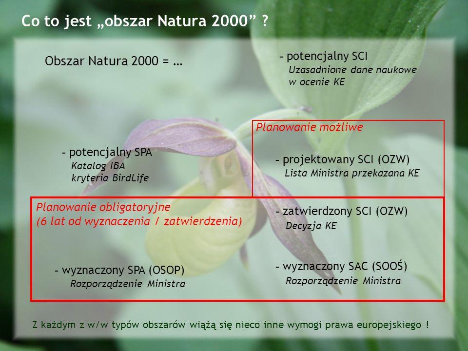 """Co to jest """"obszar Natura 2000"""