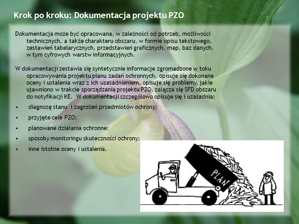 Krok po kroku: Dokumentacja projektu PZO