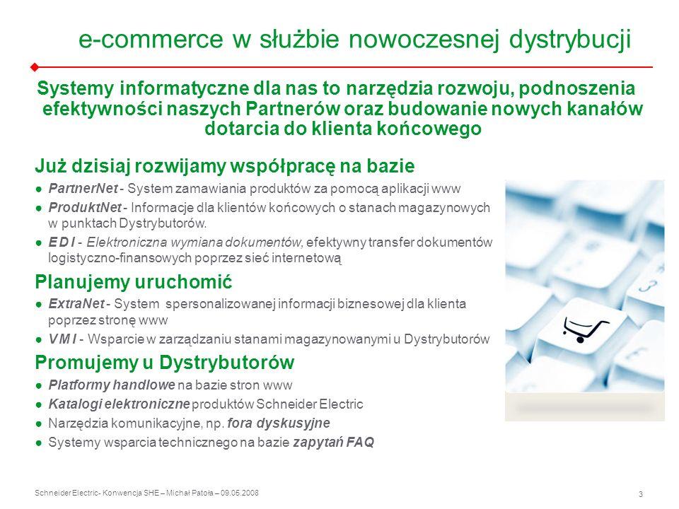 e-commerce w służbie nowoczesnej dystrybucji