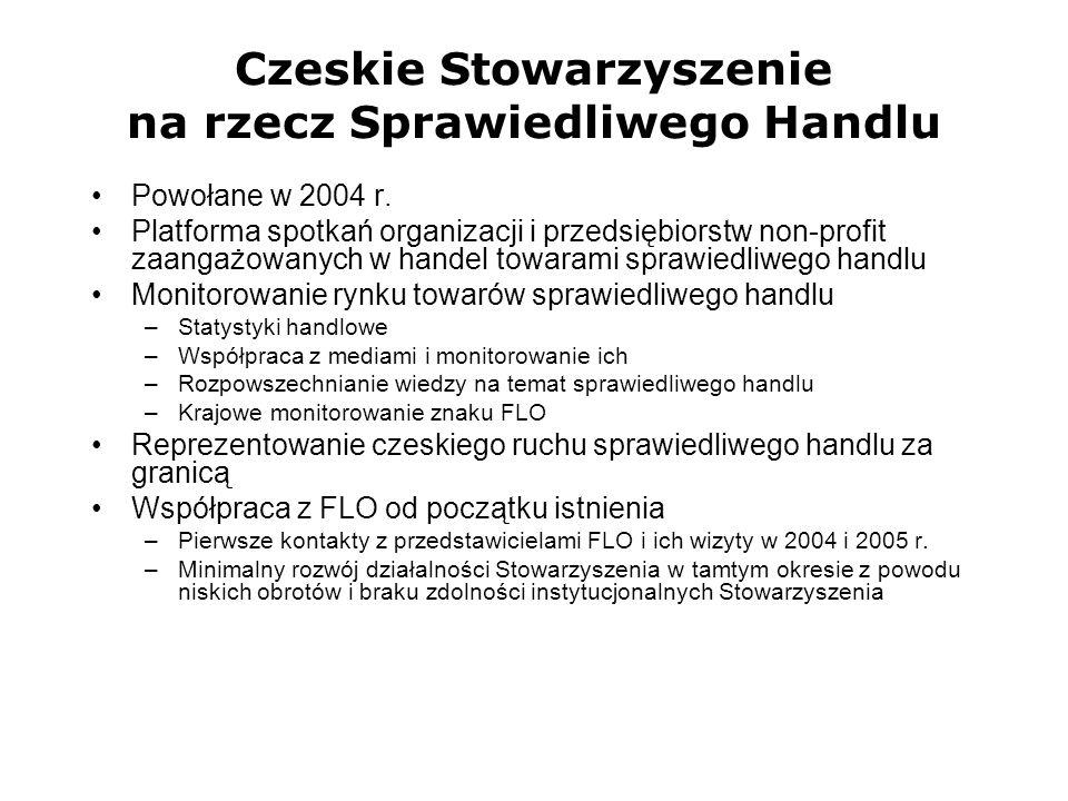 Czeskie Stowarzyszenie na rzecz Sprawiedliwego Handlu