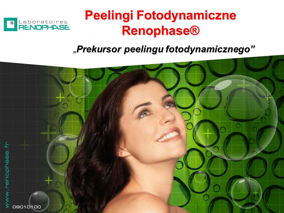 Peelingi Fotodynamiczne Renophase®