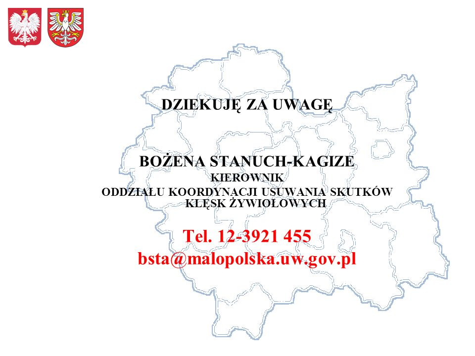 Tel. 12-3921 455 bsta@malopolska.uw.gov.pl