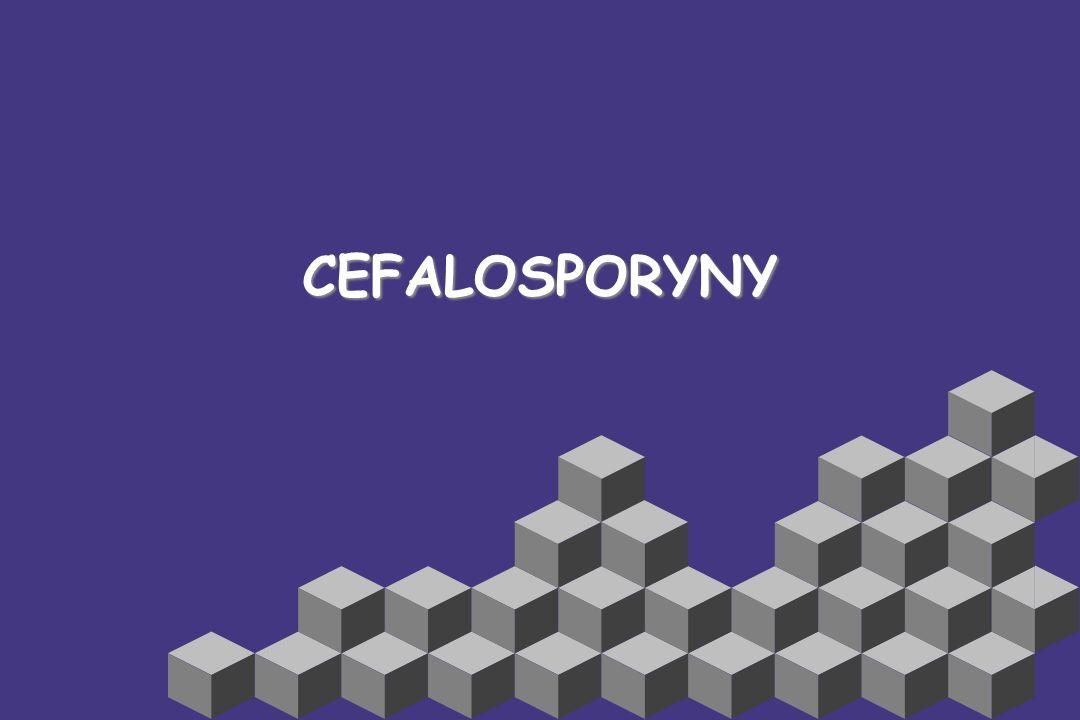 CEFALOSPORYNY