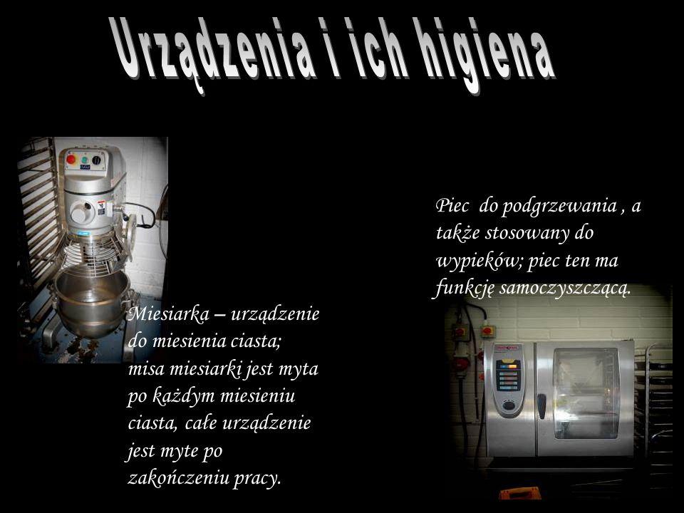 Urządzenia i ich higiena