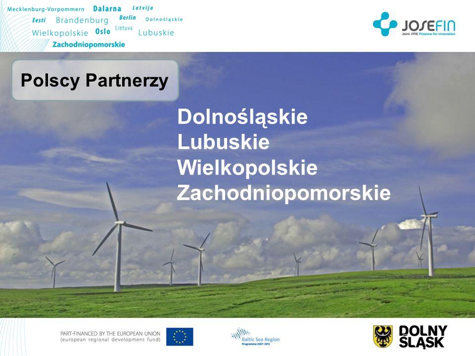 Dolnośląskie Lubuskie Wielkopolskie Zachodniopomorskie
