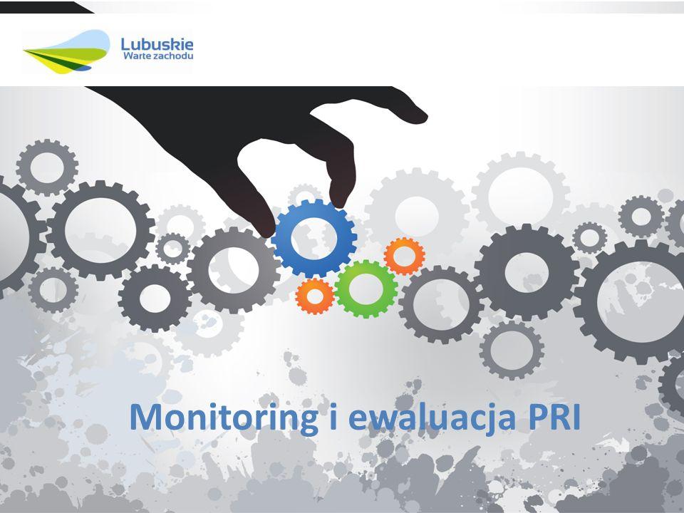Monitoring i ewaluacja PRI