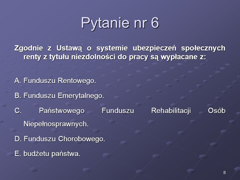 Kariera lekarza Lek. Marcin Żytkiewicz. Pytanie nr 6.