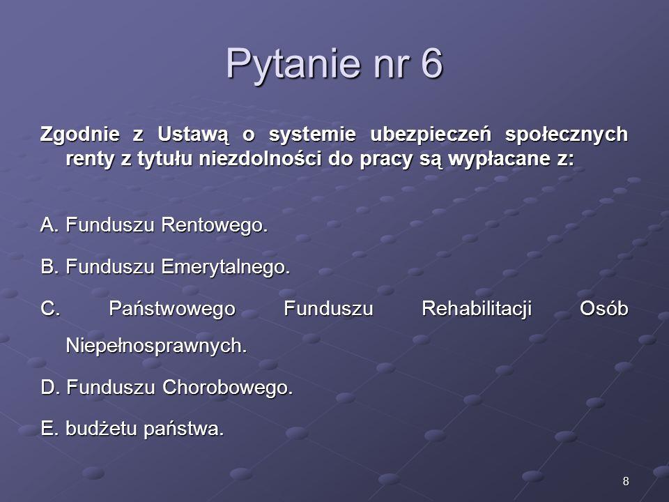 Kariera lekarzaLek. Marcin Żytkiewicz. Pytanie nr 6.