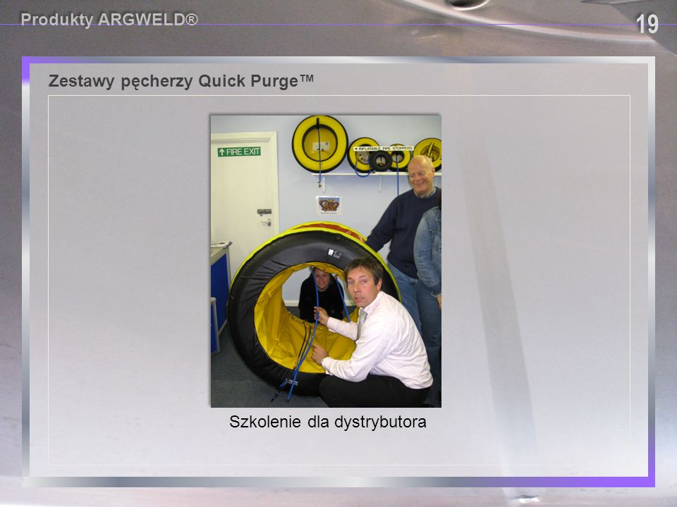 Zestawy pęcherzy Quick Purge™