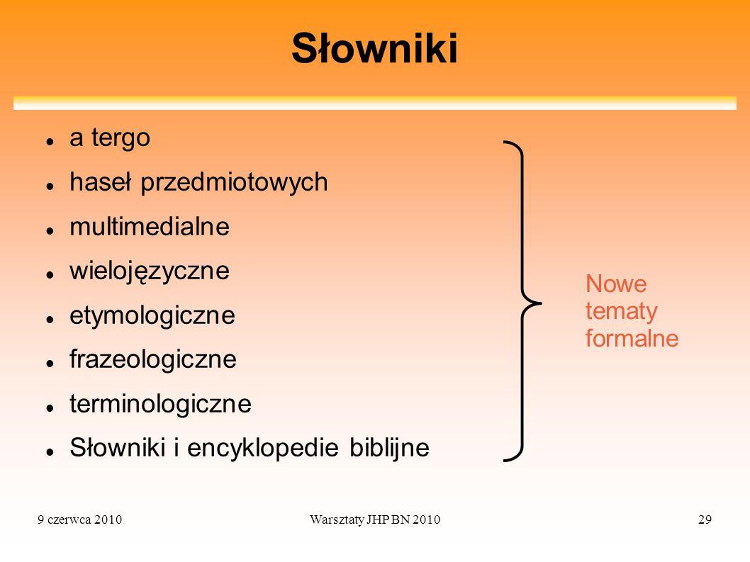 Słowniki a tergo haseł przedmiotowych multimedialne wielojęzyczne