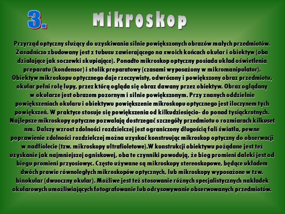 3. Mikroskop.