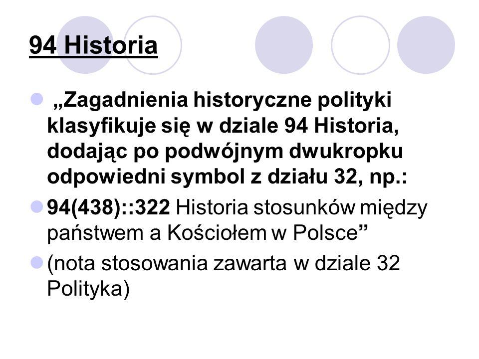 94 Historia