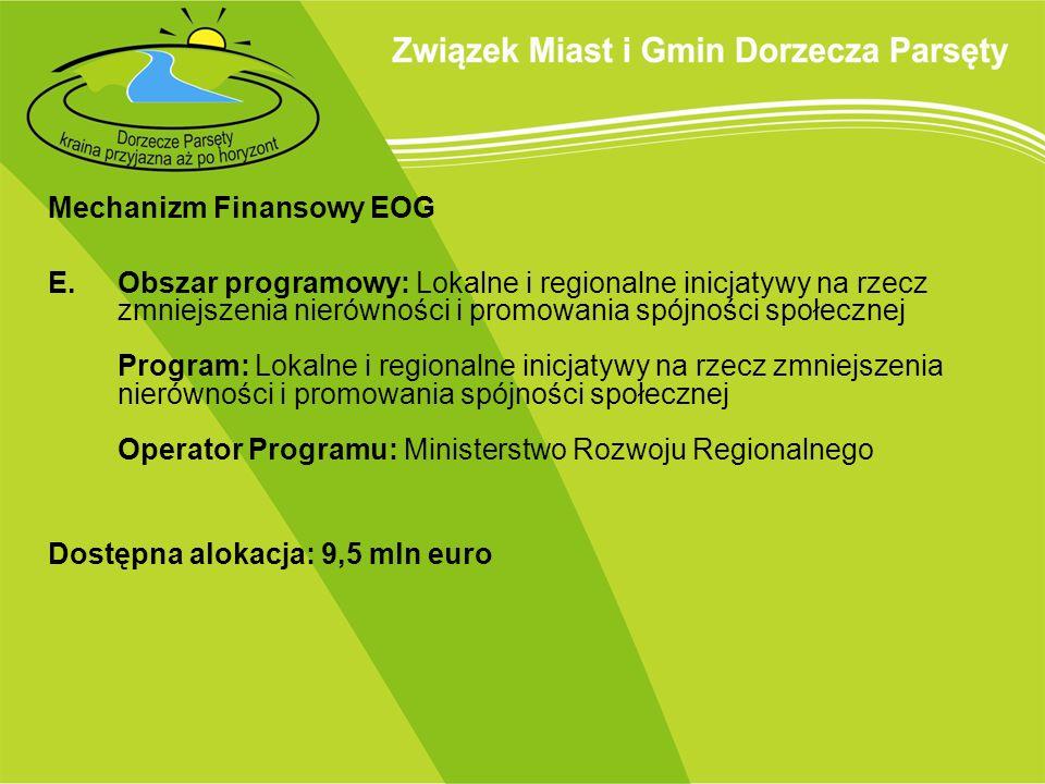 Mechanizm Finansowy EOG