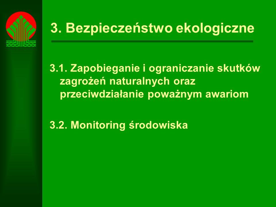 3. Bezpieczeństwo ekologiczne