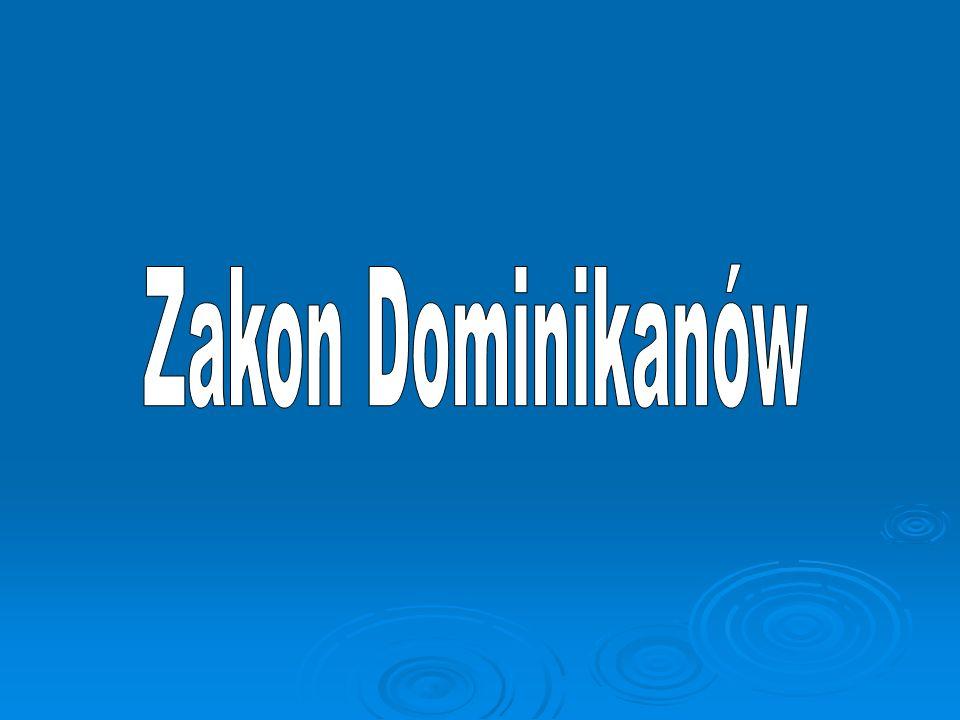 Zakon Dominikanów