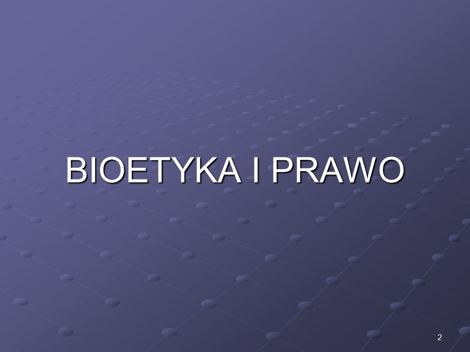 BIOETYKA I PRAWO Kariera lekarza Lek. Marcin Żytkiewicz